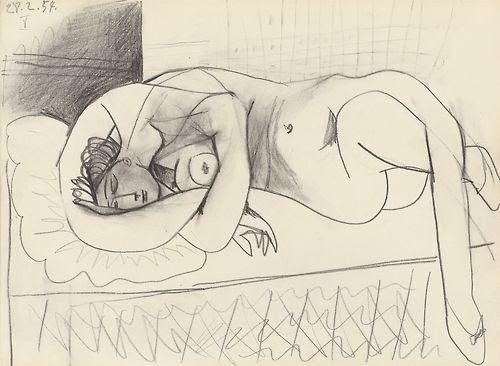 Pablo Picasso - 1954
