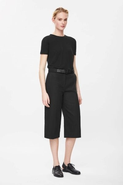 COS Short Tailored Trousers