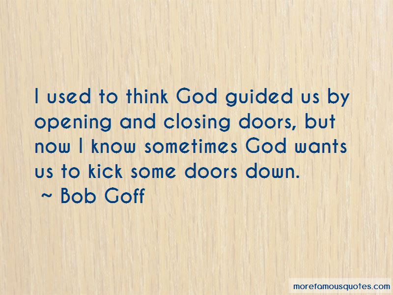 Quotes About God Closing Doors Top 3 God Closing Doors Quotes From