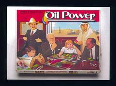 strike it rich in oil!