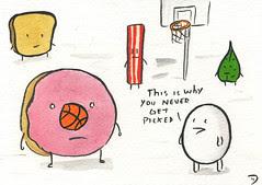 Basketball Fail