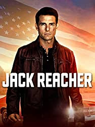 Jack Reacher on Amazon