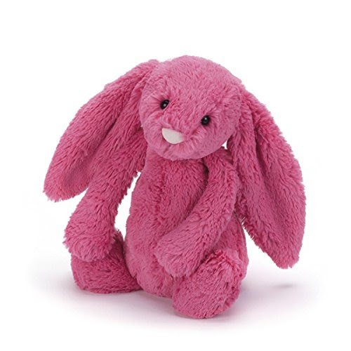 Jellycat Bashful Strawberry Bunny - Medium