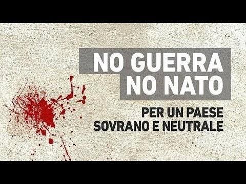 comite de no guerra no nato italia ile ilgili görsel sonucu