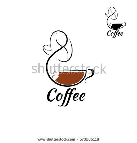coffee logo stock images royalty  images vectors