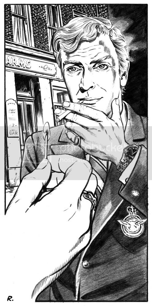 Graeme Neil Reid,Illustration,Alfie