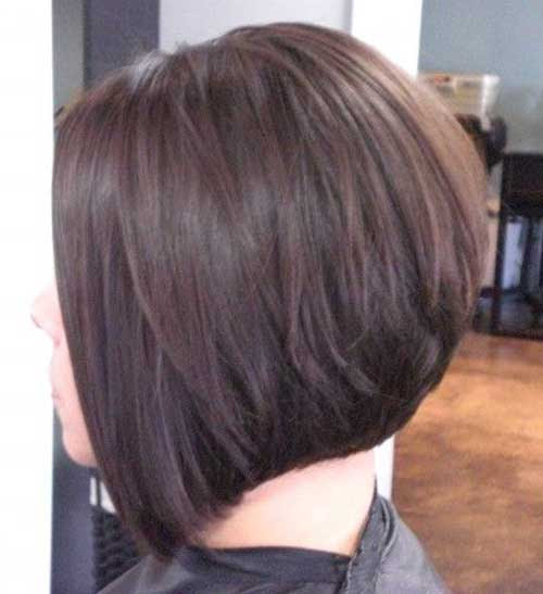 Back View Shoulder Length Layered Haircuts For Thick Hair 62