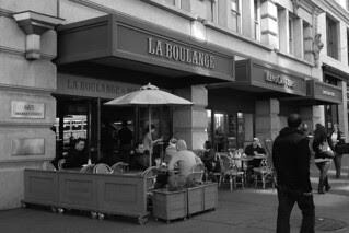 La Boulange - tables