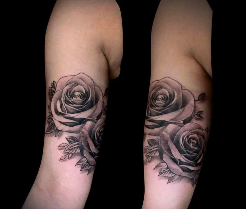 Rosas Realistas Biceps