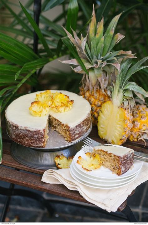 Simple and delicious pineapple cake recipe! Recipe: Ilse