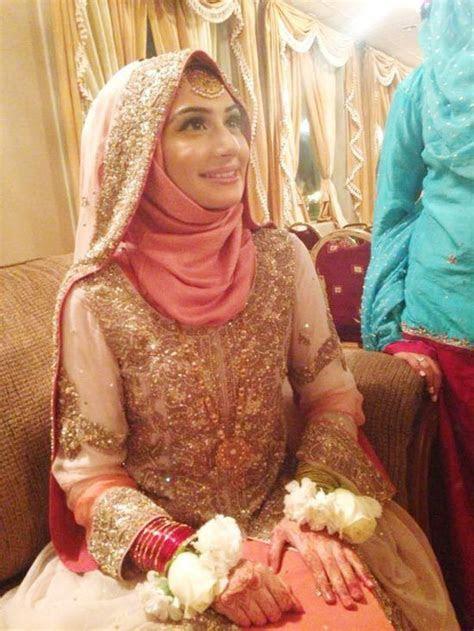 pink wedding dresses   Zahratul Jannah   Pinterest