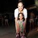 Sarah Meier and daughter Kaya