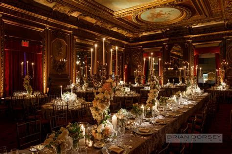 New York Wedding at the Metropolitan Club from Brian