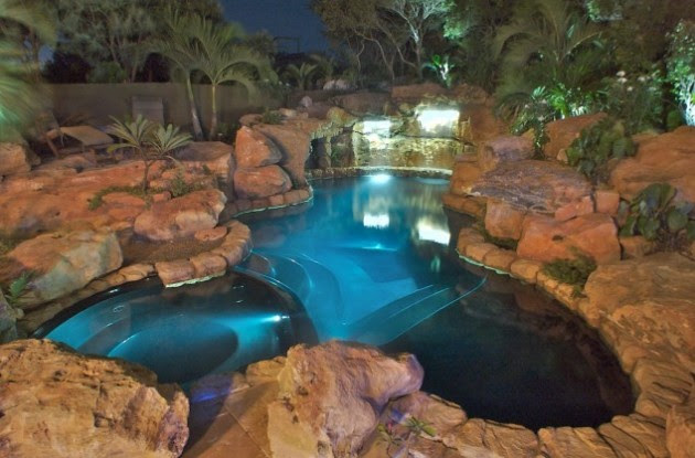 40 Fancy Swimming Pools for Your Home - You Will Want to Have Them ...