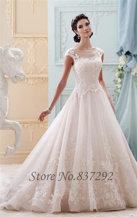 Hot Sell Vintage Wedding Dress Lace Vestido de Noiva