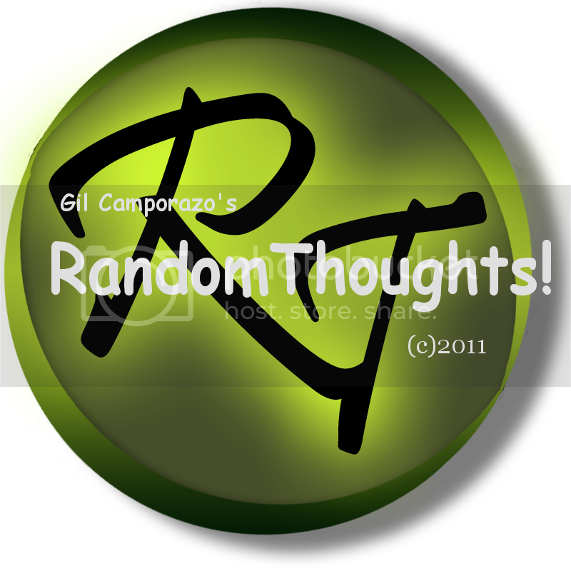 RandomThoughts! Official Logo
