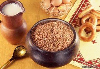 Гречнево-кефирная диета для похудения