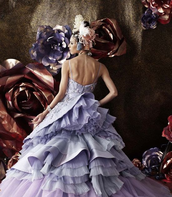 My Wedding Dress Collection: ????Jill Stuart Wedding 2012