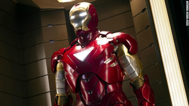 "Robert Downey Jr. brought Iron Man to life in 2008, and then again in 2010. In ""The Avengers,"" which hits theaters today, the superhero shares the big screen with a few of his crime-fighting counterparts, but <a href='http://ireport.cnn.com/docs/DOC-783683' target='_blank'>this iReporter</a> says Iron Man is definitely his favorite. Who's your favorite superhero?"