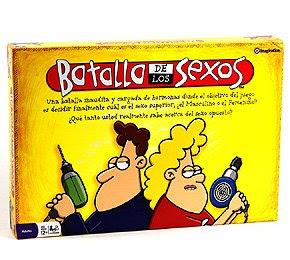 Amazon.com: Imagination Batalla De Los Sexos Juego De Mesa: Toys ...