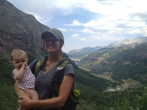 First hike!