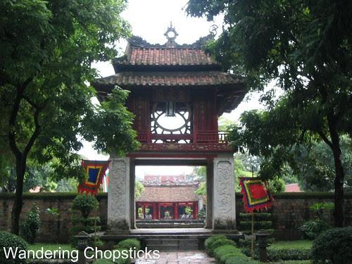 Van Mieu (Temple of Literature) - Hanoi - Vietnam 2