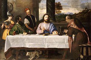 Titian, 1535, Louvre