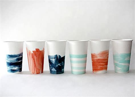 ways    paper cup paper cup design diy party
