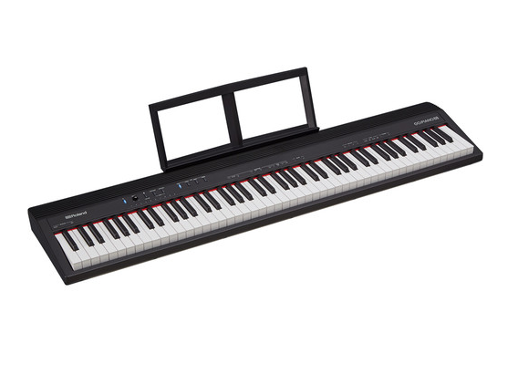 Roland Go 88p Digital Piano 88 Note Digital Piano With Onboard Bluetoo