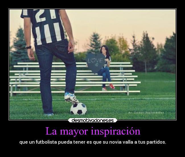 Frases De Amor Para Mi Novio Futbolista Imagui