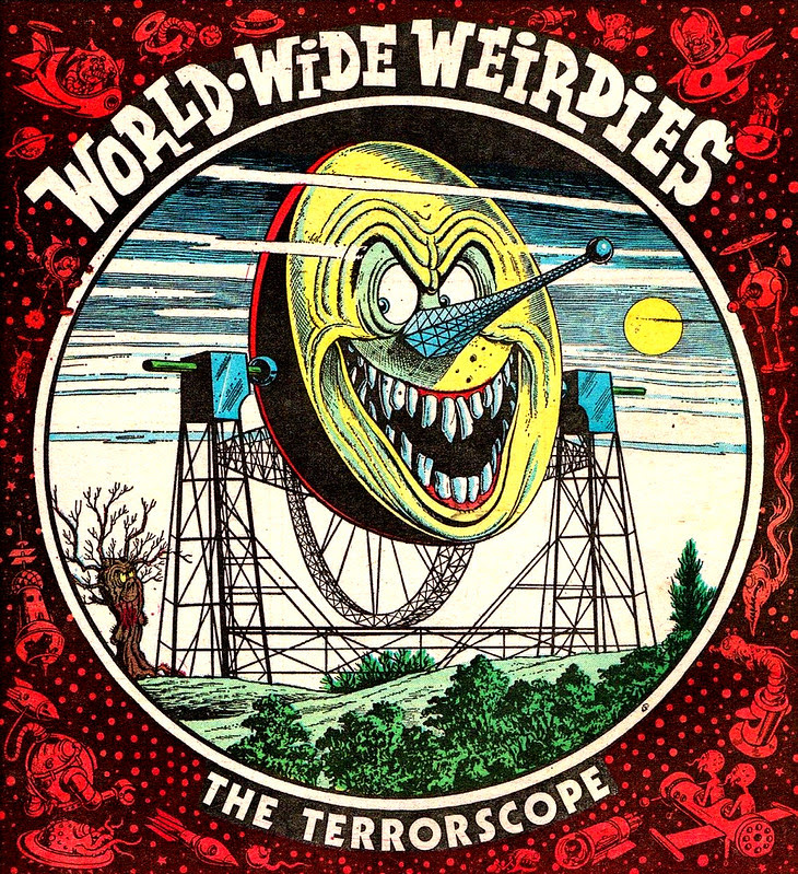 Ken Reid - World Wide Weirdies 132