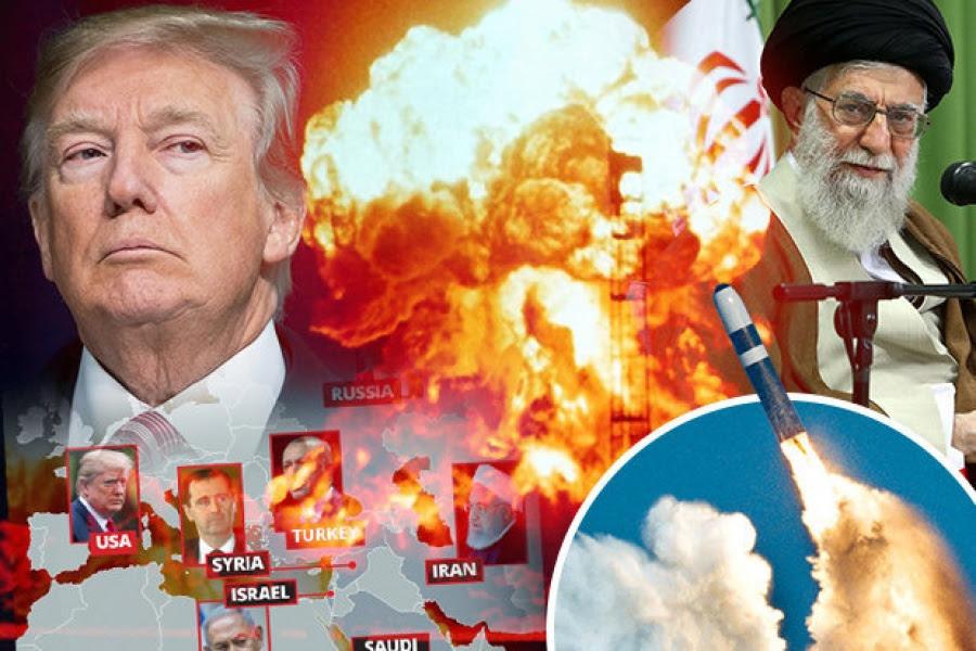 Πολεμικές ιαχές Στην Μέση Ανατολή - Βολές κατά του Ιράν από ΗΠΑ, Ιράκ και Σ. Αραβία - Τι απαντά η Τεχεράνη