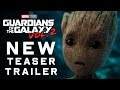 Guardians of the Galaxy Vol. 2 Teaser Trailer #2 - Video