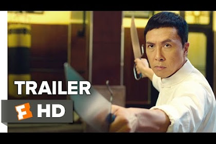 Sinopsis Film IP Man 3 (Hongkong Movie - 2015)