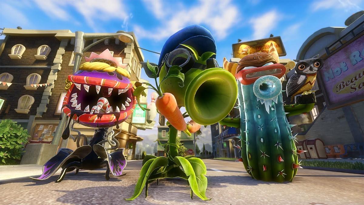 Co Optimus Review Plants Vs Zombies Garden Warfare 2 Co Op Review