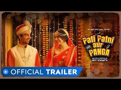 Pati Patni aur Panga | Official Trailer | Adah Sharma | Naveen Kasturia