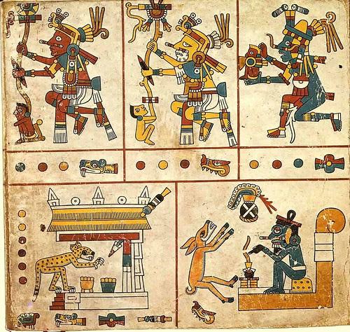 Codex Fejervary Mayer (famsi) d
