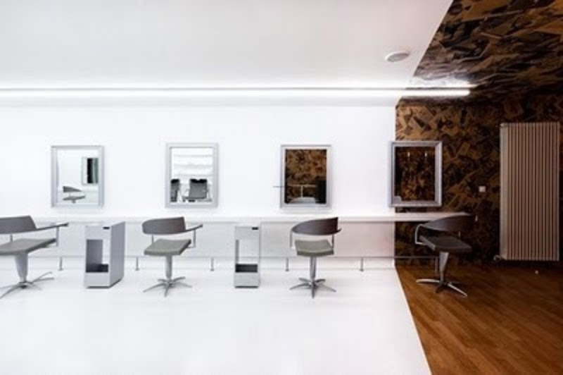 Design a beauty salon modern architect design interior beauty ...