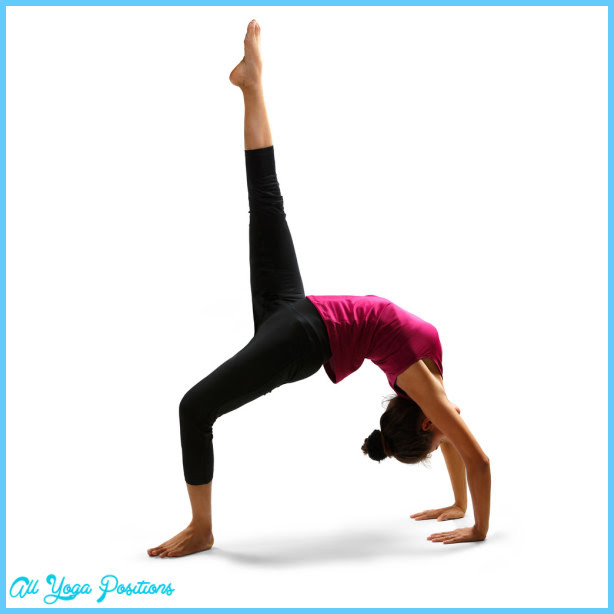 Yoga Poses One Person