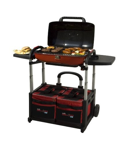 Best Portable Grill: Char-Broil 08401504 Grill2Go ICE