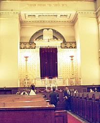Synagogue in Copenhagen