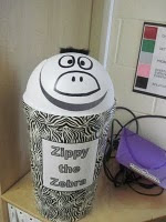 Zippy the sound muncher