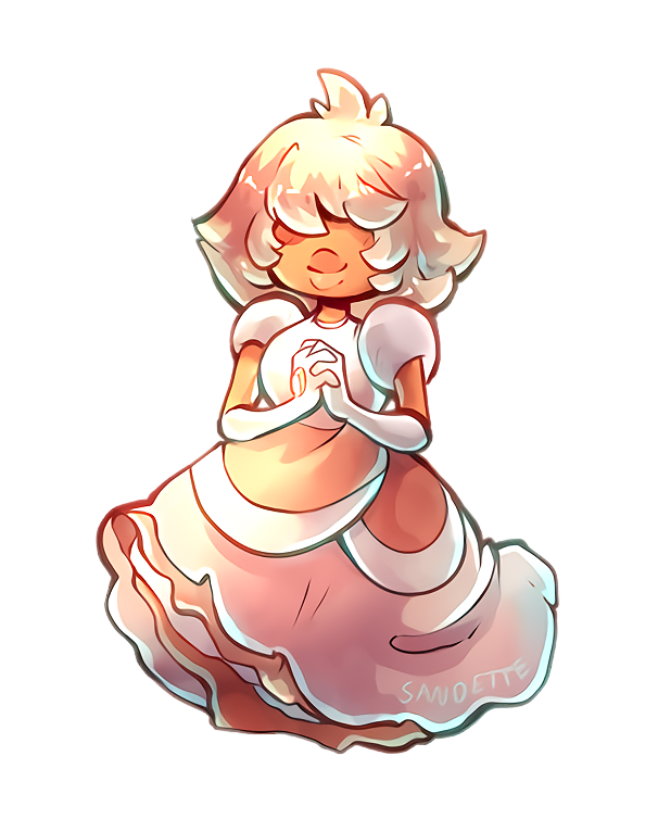 Padparadscha!! What a sweetie pie~