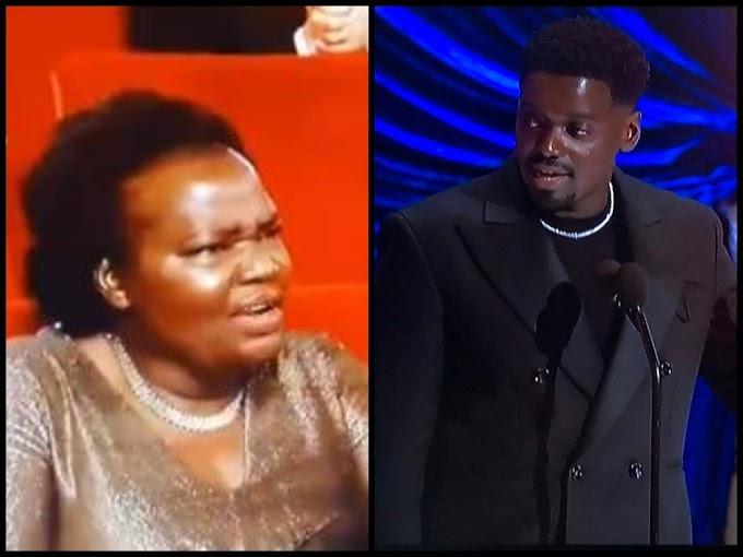 Daniel's speech leaves his mom confused