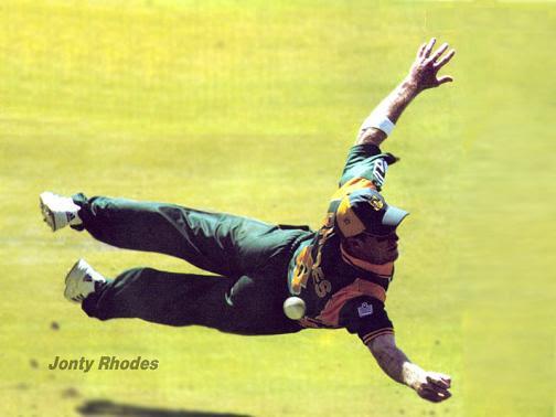 Jogando todas as fichas no Cricket
