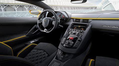 2017 Lamborghini Aventador S Interior Wallpaper   HD Car Wallpapers