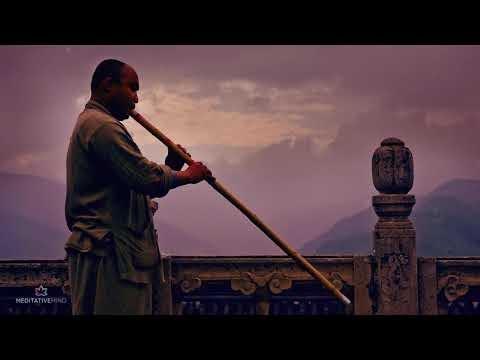 Tibetan Flute Music – Meditative Mind