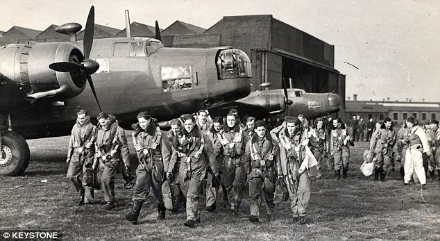 Momentous: The men of Bomber Command were witness to events that have shaped our history