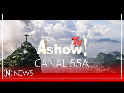 Novidade: Já é possivel assistir o sinal da Ashow! TV no Rio.