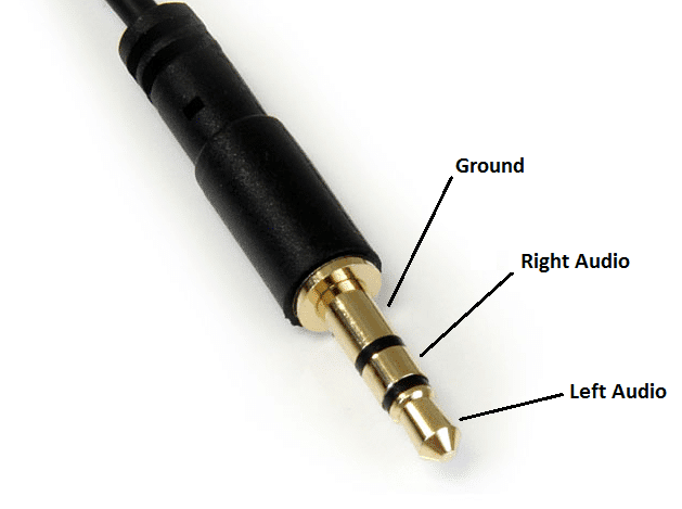 TRS Audio Plug Connections 2